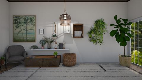 Light Living - Living room  - by Kamri Gen