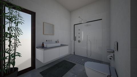 vannituba - Bathroom  - by marionrannu