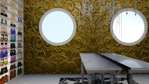 Nakagi Capsule Room 2 - by BriaFaith