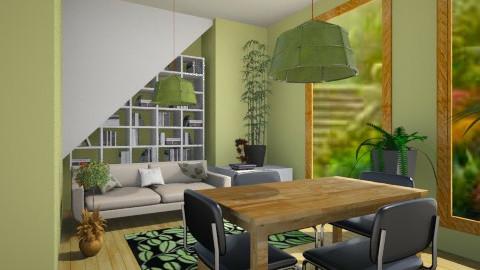Luluu's room - Bedroom - by saraa_kocsis