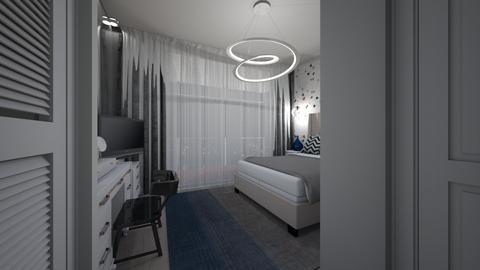 hotel room - Bedroom - by peterlo