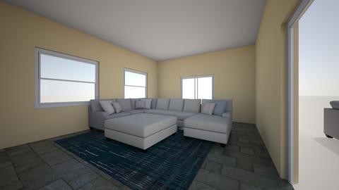 christina 2 - Living room - by 018distj