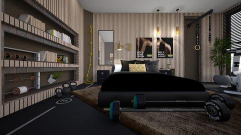 sports - Bedroom  - by ana111