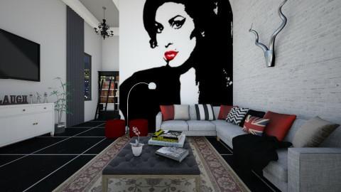 Pop Art 2 - Modern - by DeborahArmelin