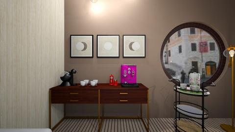 coofe room - Living room  - by bruna matos