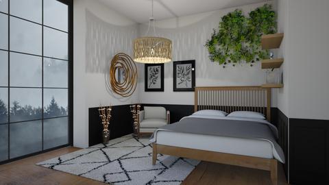 bedroom contest_Meghan - Bedroom  - by Meghan White