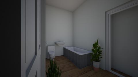 Jeramiah Pulliam - Bathroom  - by FACSEMS