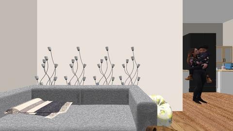 in progress - Living room - by kirby__12