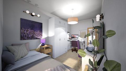 Schlafzimmer Wunscheinrichtung - Bedroom  - by Crissi1214