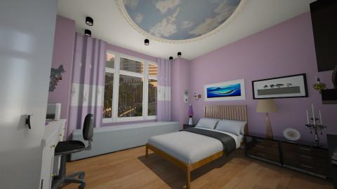 girl wish - Modern - Bedroom  - by Navnita