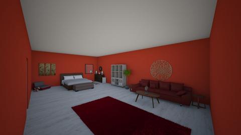 Gabriel Velazquez  - Bedroom - by RitchieValens640