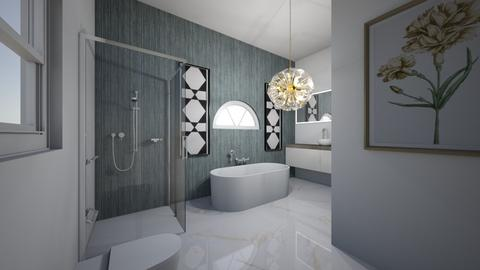 bathroom private zone 1 - Bathroom  - by 426805mwmsm