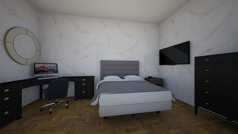 Cynthia cuarto 26022021 - Classic - Bedroom  - by AlliBlox