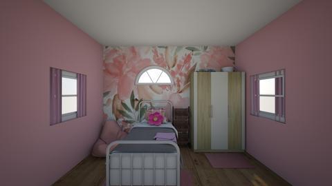 my bed room - Bedroom  - by marshk