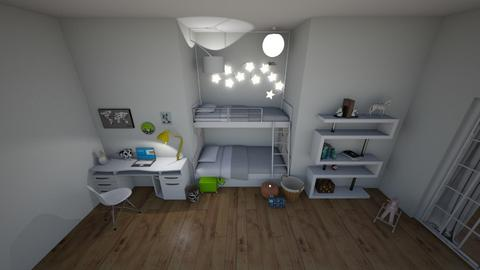 Islas Design - Modern - Kids room  - by matildabeast