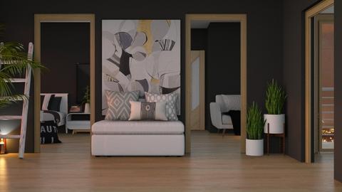 Grey Apartment - by KittyKat28
