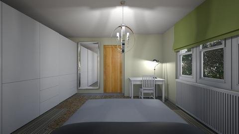 Georgina Bedroom - Bedroom  - by agoodwin1