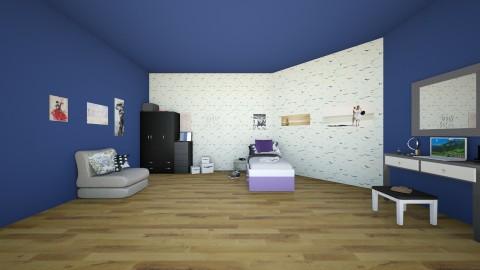 teen style - Feminine - Bedroom - by PaytonLee15