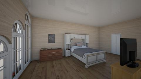 OAK - Country - Bedroom  - by udontknowmeok