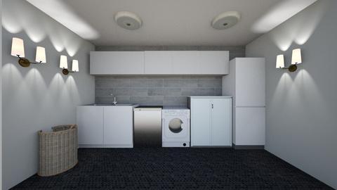 Eber  - Bathroom  - by colmenares eber
