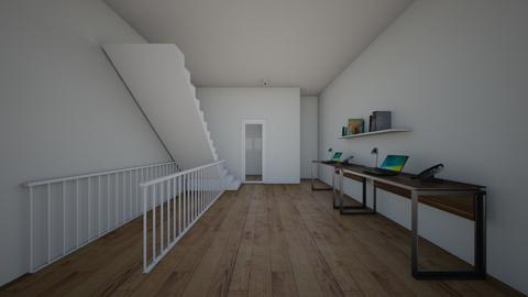 A5 F3 - Office  - by ariaprayogo