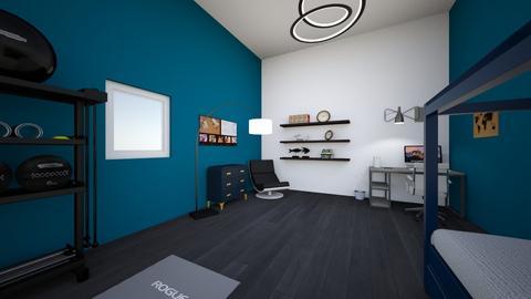 my hause_kids room - Modern - Kids room  - by Bedrica