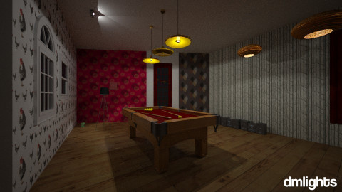 First Design - Kids room - by DMLights-user-1040449