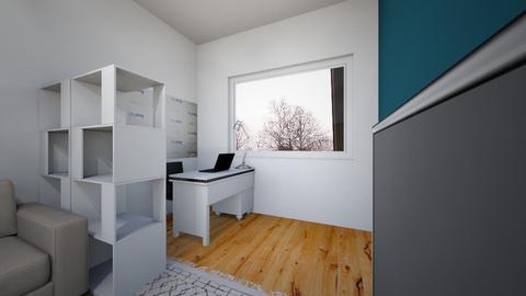 Living Room version 5 - Minimal - Living room - by Veromashka