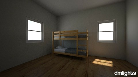 country room - Bedroom - by DMLights-user-1014367
