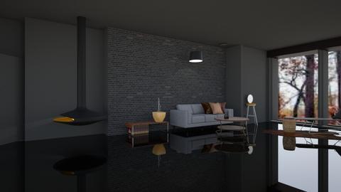 factory living - by nihalruttala
