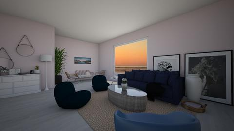 arlo - Living room  - by natalieeyauu