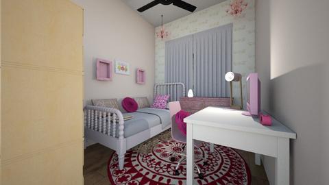 noga  - Kids room  - by lalkedesign