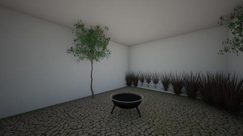 Grote Baan - Garden  - by Tessa Corbie