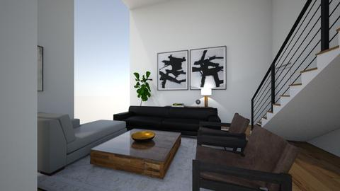 Living Room - Modern - Living room  - by leahnguyen
