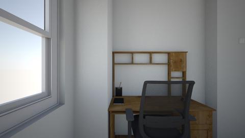 my - Modern - Bedroom  - by booboo19
