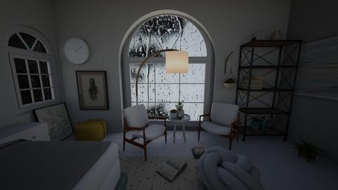 Floor Lamps - Bedroom  - by Chayjerad