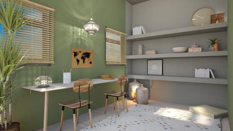 office size - Office  - by Designer1007