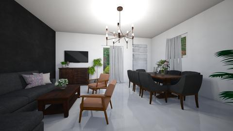 my room - Living room  - by monek299