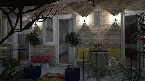 Balcony - Classic - Garden  - by Annathea