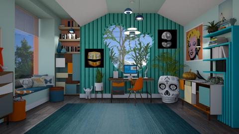 MPO - Office - by Nicky West