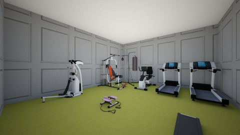 gym madness - Eclectic - by hiphopcontemporaryjazz