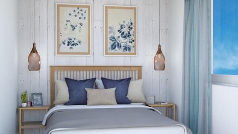 llondon - Bedroom  - by zozan