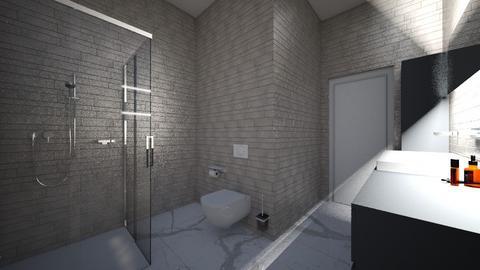 N 100 bathroom1 - Bathroom  - by 32000