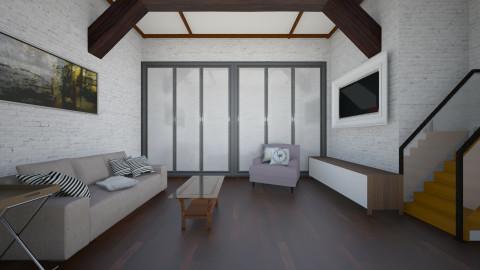 mtgh - Living room - by macy486