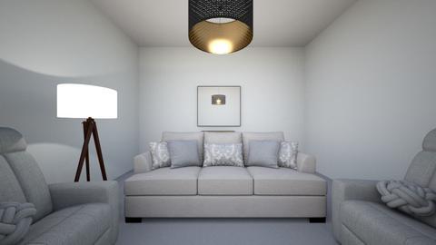 Super Simple - Living room - by lynsjk