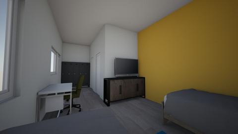 garsonjera - Classic - Bedroom  - by Jana84