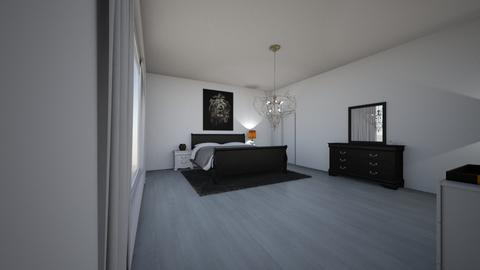Kristen 2  - Modern - Bedroom  - by 21mmackie