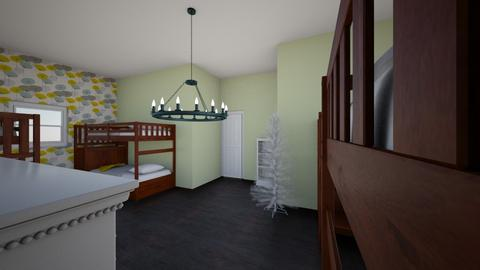 Bedroom - Modern - Kids room  - by 25fgiannamore