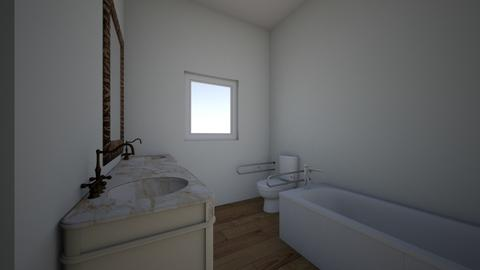 Bathroom - Bathroom  - by 22bcomo11
