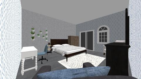 brooklynns room our house - Bedroom - by jazz452327